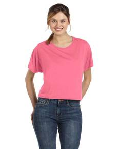 Bella + Canvas B8881 Ladies' Flowy Boxy T-Shirt