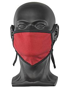 Sun Apparel SCFP Flatprint 2-Layer Reusable Face Mask (5-Pack)