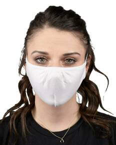 Allmade AMCFM Allmask™ 2-Layer Reusable Organic Cotton Face Mask