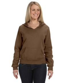 Comfort Colors C1595 Ladies' 10 oz. Garment-Dyed Front-Slit Pullover Hood