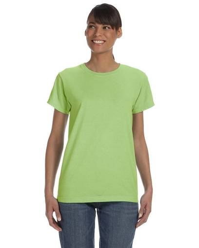 comfort colors c3333 ladies' midweight rs t-shirt front image
