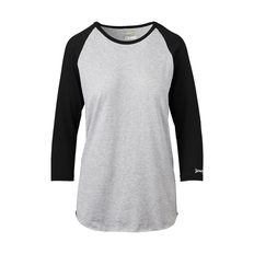 Soffe Intensity N210W Soffe Intensity Women's Fastpitched Heathered Tee