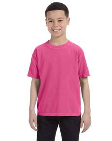 Comfort Colors C9018 Youth 5.4 oz. Ringspun Garment-Dyed T-Shirt