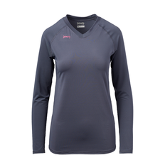 Soffe Intensity N8030W Soffe Intensity Women's Vee Neck Long Sleeve
