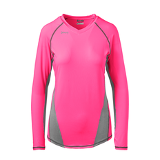 Soffe Intensity N8031W Soffe Intensity Women's Glide Long Sleeve Jersey