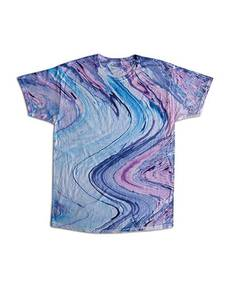 Tie-Dye CD100 Adult 5.4 oz., 100% Cotton T-Shirt
