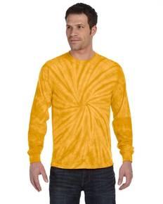 Tie-Dye CD2000 Adult 5.4 oz. 100% Cotton Long-Sleeve T-Shirt