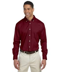 Chestnut Hill CH500 Men's 32 Singles Long-Sleeve Twill