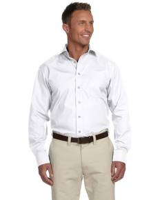 chestnut-hill-ch600c-men-39-s-executive-performance-broadcloth-with-spread-collar