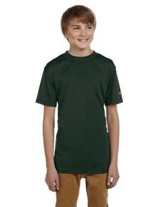 Champion CW24 Double Dry® Youth 4.1 oz. Interlock T-Shirt