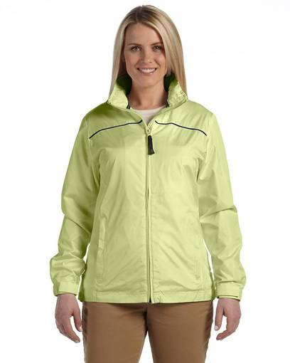 devon & jones dg795w ladies' element jacket front image
