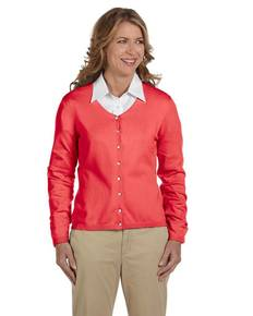 Devon & Jones DP450W Ladies' Stretch Everyday Cardigan Sweater