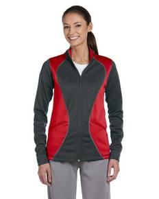 Russell Athletic FS7EFX Ladies' Tech Fleece Full-Zip Cadet