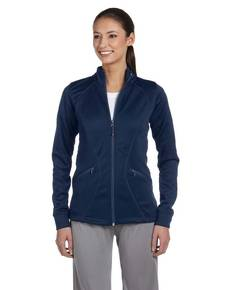 Russell Athletic FS7EFX Ladies' Tech Fleece Full-Zip Cadet