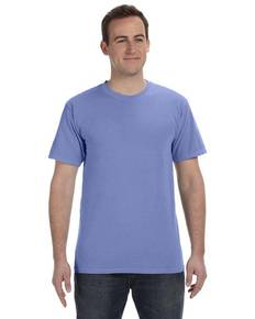 Authentic Pigment 1969 5.6 oz. Pigment-Dyed & Direct-Dyed Ringspun T-Shirt