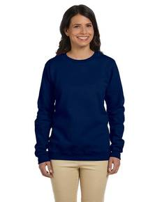 Gildan G180FL Ladies' Heavy Blend™  8 oz., 50/50 Fleece Crew