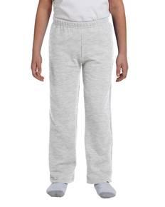 Gildan G184B Youth Heavy Blend™ 8 oz., 50/50 Open-Bottom Sweatpants