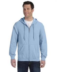 Gildan G186 Adult Heavy Blend™ Adult 8 oz., 50/50 Full-Zip Hood