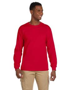 Gildan G241 Adult Ultra Cotton® 6 oz. Long-Sleeve Pocket T-Shirt