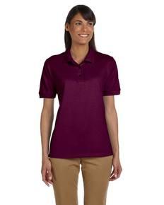 Gildan G380L Ladies'  Ultra Cotton® Ladies' 6.3 oz. Piqué Polo