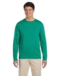 Gildan G644 Adult Softstyle®  4.5 oz. Long-Sleeve T-Shirt