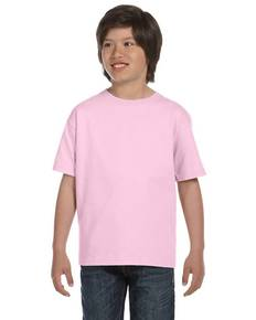 Fruit of the Loom HD6BY Youth 6 oz., 100% Cotton Lofteez HD® T-Shirt