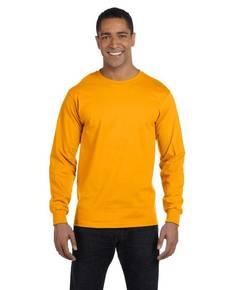 Fruit of the Loom HD6LR 6 oz., 100% Cotton Lofteez HD® Long-Sleeve T-Shirt