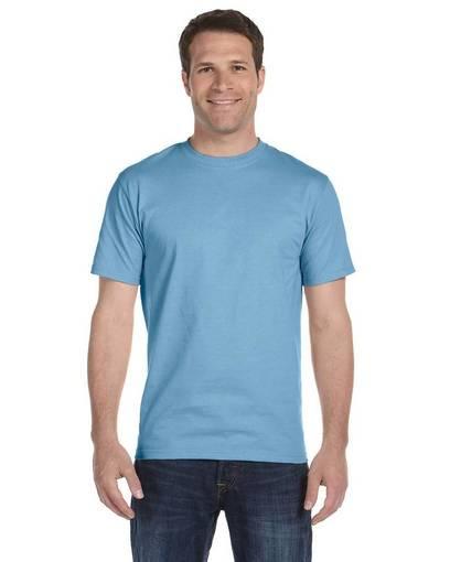 fruit of the loom hd6r 6 oz., 100% cotton lofteez hd® t-shirt front image