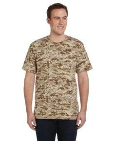 Code Five LS3906 Men's Camo T-Shirt