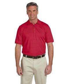 Ashworth 2013 Men's EZ-Tech Jersey Textured Stripe Polo Shirt