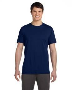 All Sport M1005 Unisex Dri-Blend Short-Sleeve T-Shirt