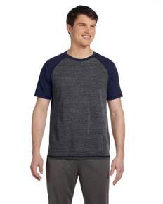 All Sport M1101 Men's Performance Triblend Short-Sleeve T-Shirt