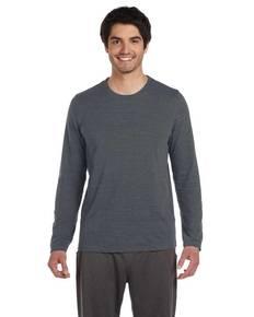 All Sport M3102 Men's Performance Triblend Long-Sleeve T-Shirt