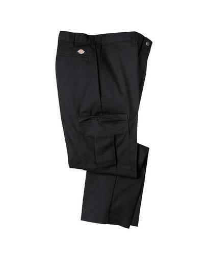 dickies 2112372 men's 7.75 oz. premium industrial cargo pant Front Fullsize