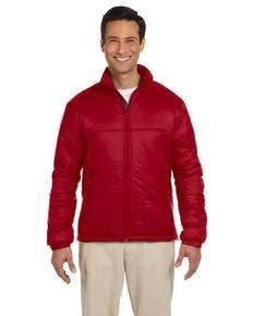 Harriton M797 Men's Essential Polyfill Jacket
