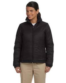 Harriton M797W Ladies' Essential Polyfill Jacket