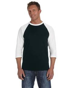 Anvil 2184 Heavyweight Raglan 3/4-Sleeve T-Shirt