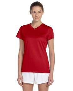 New Balance N7118L Ladies' Ndurance® Athletic V-Neck T-Shirt