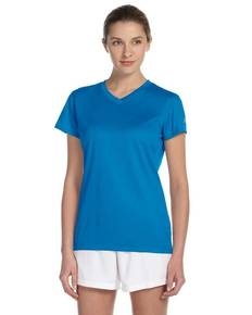 New Balance N7118L Ladies' Ndurance® Athletic V-Neck T-Shirt