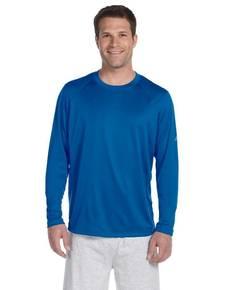 New Balance N9119 Men's Tempo Long-Sleeve Performance T-Shirt
