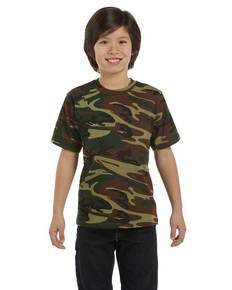 Code V 2206 Youth Camouflage T-Shirt