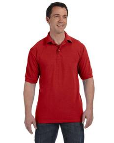 Hanes 055 Men's 7 oz. ComfortSoft® Cotton Piqué Polo