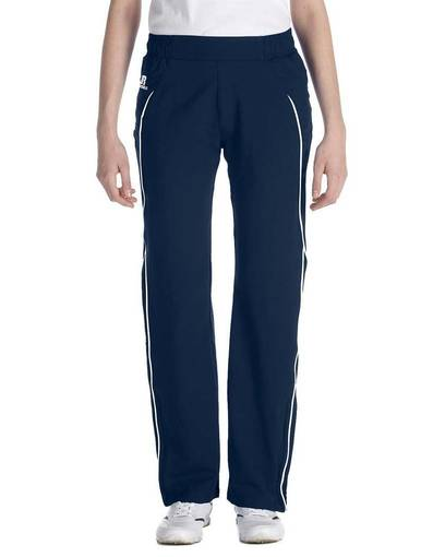 russell athletic s82jzx ladies' team prestige pant front image
