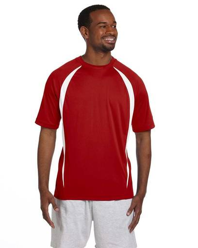 champion t2052 double dry® elevation t-shirt front image