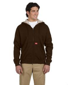 Dickies TW385 10.75 oz. Bonded Waffle-Knit Hooded Jacket
