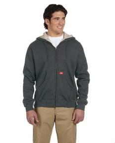 Dickies TW385 10.75 oz. Bonded Waffle-Knit Hooded Jacket