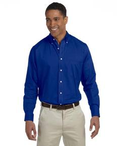 Van Heusen VH56800 Men's Classic Long-Sleeve Oxford