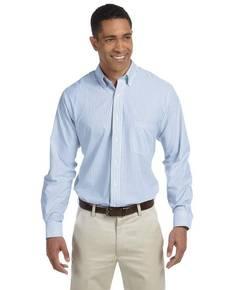 Van Heusen VH56800 Men's Long-Sleeve Wrinkle-Resistant Oxford