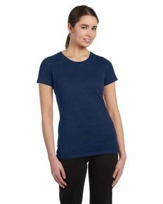 All Sport W1101 Ladies' Performance Triblend Short-Sleeve T-Shirt