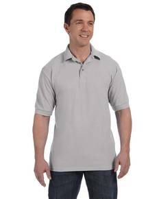 Hanes 055 Men's 7 oz. ComfortSoft® Cotton Piqué Polo